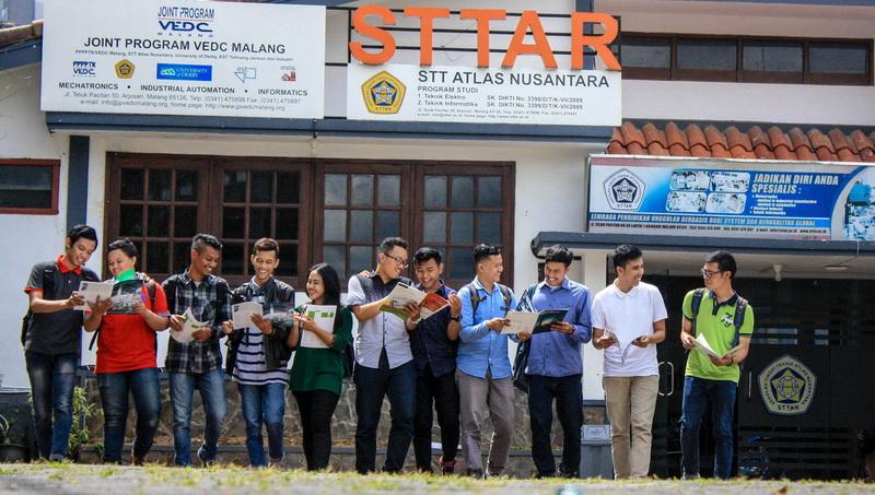 Pengumuman Hasil Seleksi Mahasiswa Baru Gelombang I TA 2018/2019 dan Ketentuan Daftar Ulang