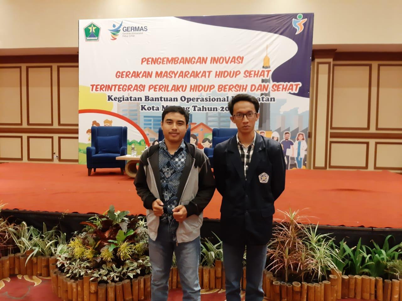 """STT Atlas Nusantara Malang Turut serta mendukung acara """" GERMAS """" 2019"""