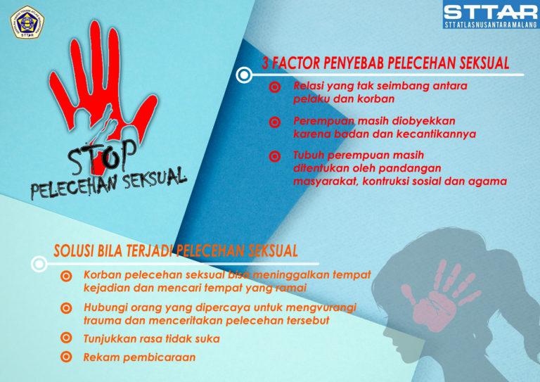 Stop Pelecehan Seksual Campaign